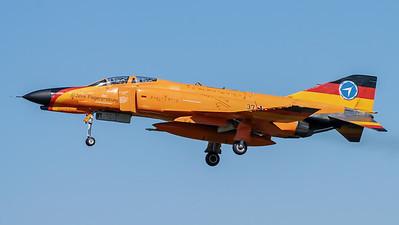 German Air Force WTD-61 / McDonnell Douglas F-4F Phantom II / 37+16 / 50 Jahre Flugerprobung Livery