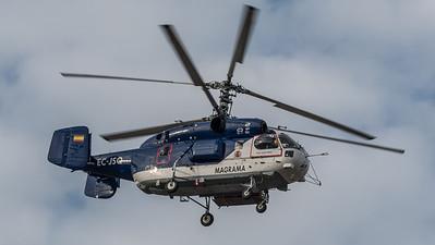 Gobierno de España / Kamov Ka-32A11BC / EC-JSQ