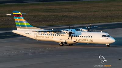 Braathens Regional / ATR 72-600 (72-212A) / SE-MKD
