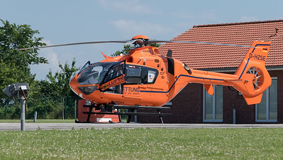 BMI Christoph 12 / Airbus Helicopters H135 / D-HZSE