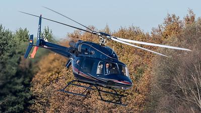 HeliTeam Sued / Bell 427 / D-HANA