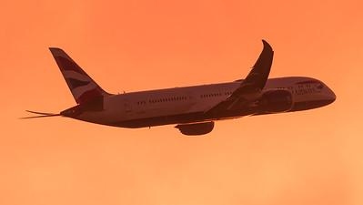 British Airways / Boeing B787-9 / G-ZBKL