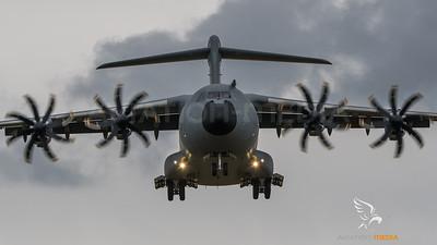 RAF A400M (Brize Norten)