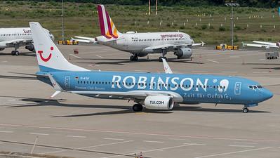 TuiFly / Boeing B737-8K5(WL) / D-ATUI / Robinson Livery