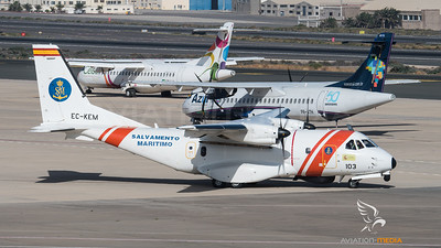 CN-235 Salvamento Maritimo (Gran Canaria)