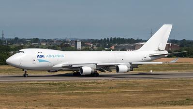 ASL Airlines / Boeing B747-4B5F(ER) / OE-IFB