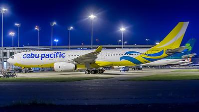 Cebu Pacific / Airbus A330-343 / RP-C3348