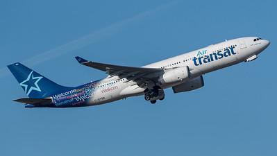 Air Transat / Airbus A330-243 / C-GTSN