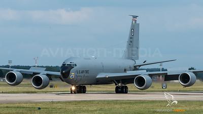USAF 100ARW / Boeing KC-135R Stratotanker / 57-2605