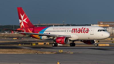 Air Malta / Airbus A320-214 / 9H-AHS
