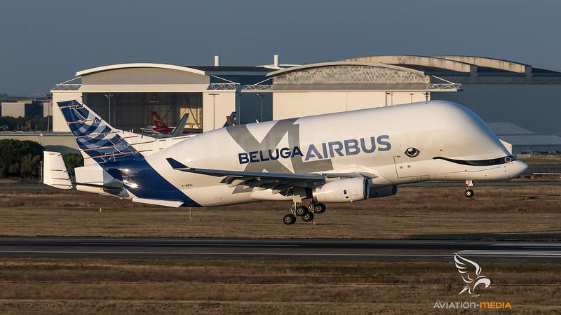 Beluga XL No1 (Toulouse)
