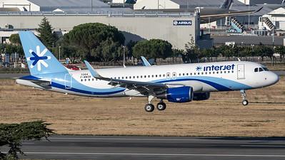 Interjet / Airbus A320-214(SL) / F-WWDR (to be XA-CBA)