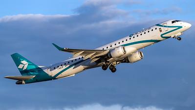 Air Dolomiti / Embraer ERJ-195LR / I-ADJP