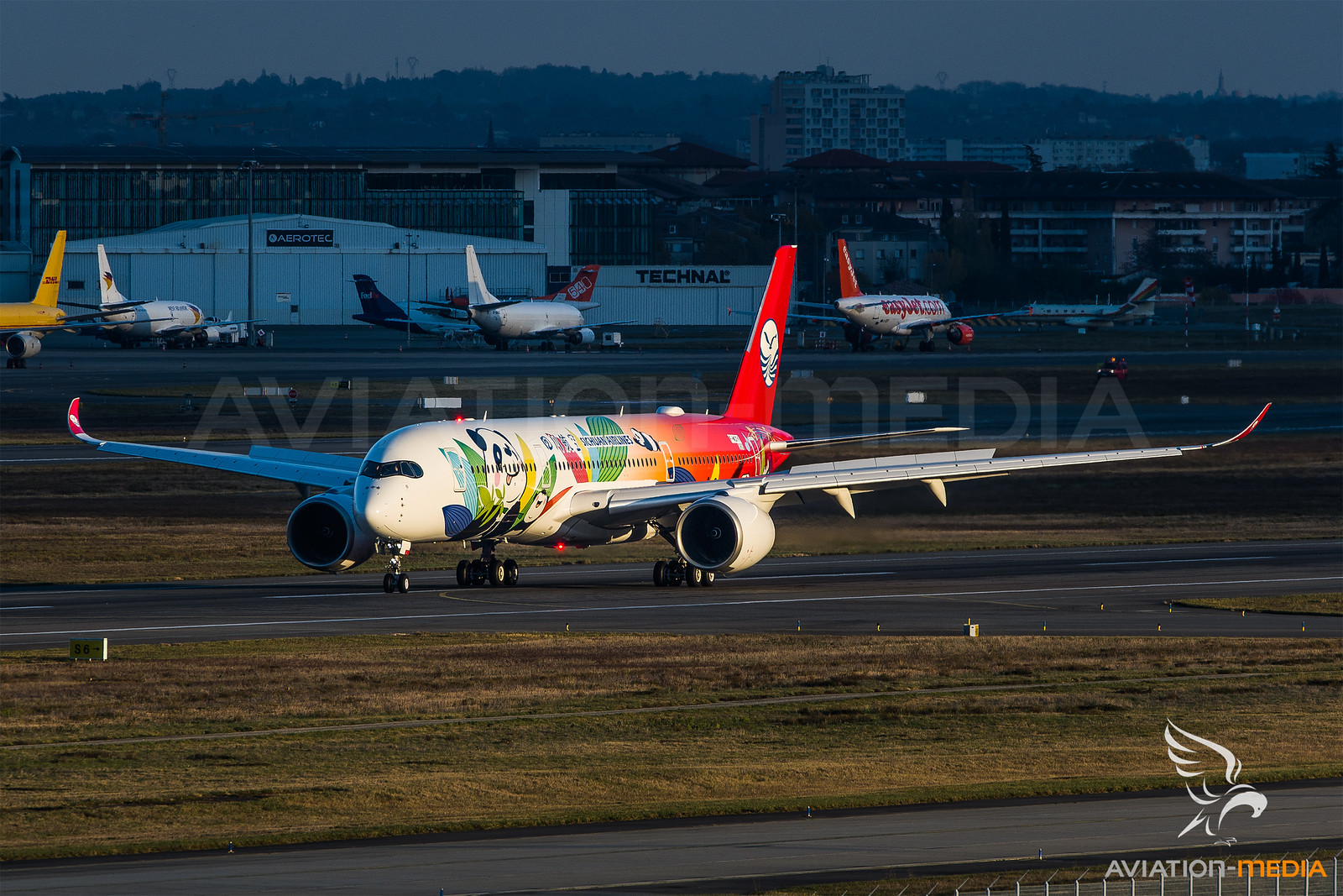 "Sichuan Airlines ""Panda"""