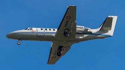 Armada Española / Cessna Citation II / U20-03 01 407
