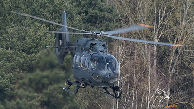 German Army Aviation / Airbus Helicopters H145M / 76 12