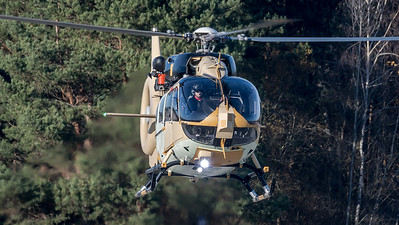 Hungarian Air Force / Airbus Helicopters H145M / D-HCBY