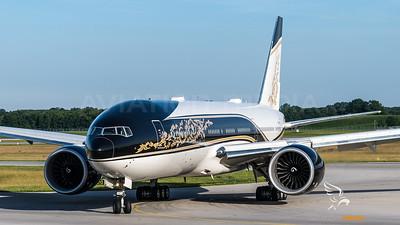 Equatorial Guinea Government / Boeing B777-2FB(LR) / P4-SKN
