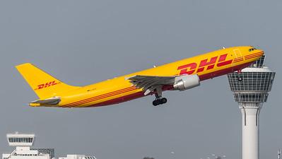 DHL EAT Leipzig / Airbus A300B4-622R(F) / D-AEAR