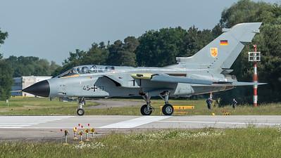 German Air Force / PANAVIA Tornado IDS / 45+13