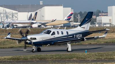 GSAE Grand Sud Aviation Executive / Socata TBM-910 / F-HEGM