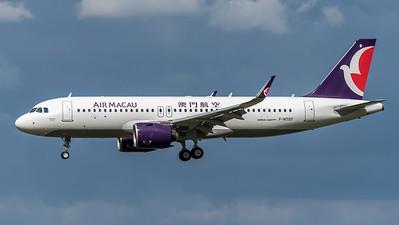 Air Macau / Airbus A320-271N / F-WTBT (to be B-MBO)