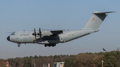 German Air Force LTG-62 / Airbus A400M / 54+14