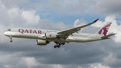 Qatar Airways / Airbus A350-9410 / F-WZGB (to be A7-ALK)