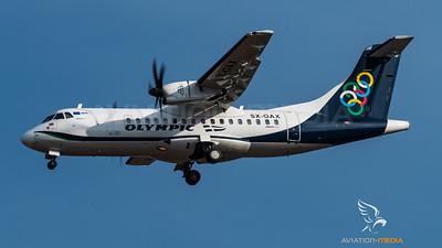 Olympic / ATR 42-600 / SX-OAX