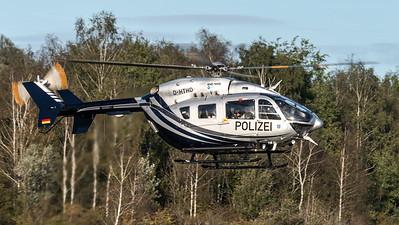 Polizei Thüringen / Eurocopter EC-145 / D-HTHD