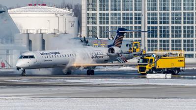 Lufthansa CityLine / Bombardier CRJ-900LR / D-ACNX