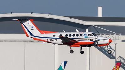 ENAC / Beech 200GT Super King Air / F-HCEV