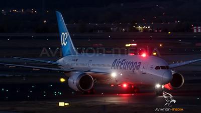 Air Europa / Boeing B787-8 / EC-MMX