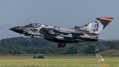 Luftwaffe JaBoG 51 / Panavia Tornado IDS / 43+25 / Tigermeet 2019 Livery