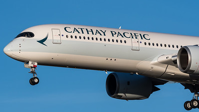 Cathay Pacific / Airbus A350-941 / F-WZGK (to be B-LRD)