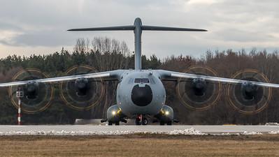 Luftwaffe LTG 62 / Airbus A400M / 54+36