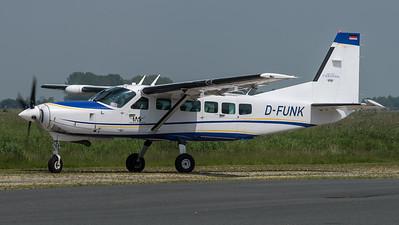 Itzehoer Airservice / Cessna 208B EX Caravan / D-FUNK