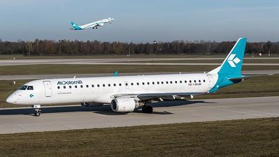 Air Dolomiti / Embraer ERJ-195LR / I-ADJM