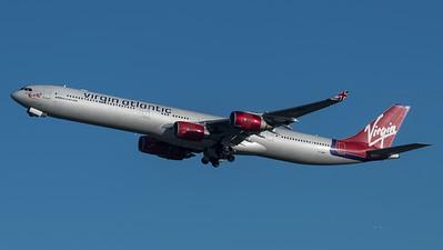 Virgin Atlantic / Airbus A340-642 / G-VWIN