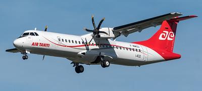 Air Tahiti / ATR 72-600 / F-WWED (to be F-ORVT)