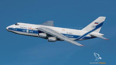Volga-Dnepr / Antonov An-124-100 / RA-82079