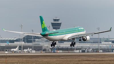 Aer Lingus / Airbus A330-302 / EI-GAJ