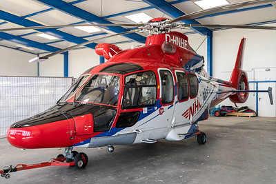 Northern Helicopter / Airbus Helicopters H155 / D-HNHF