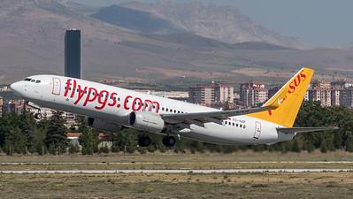 Pegasus Airlines / Boeing 737-82R(WL) / TC-AZP