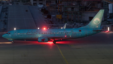 SunExpress / Boeing B737-8HX / TC-SOZ / Impressions of Istanbul Livery