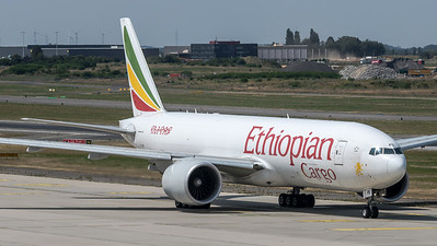 Ethiopian Cargo / Boeing B777-F6N / ET-APS