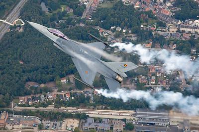 Belgium - Air Force | General Dynamics F-16AM Fighting Falcon | FA-89