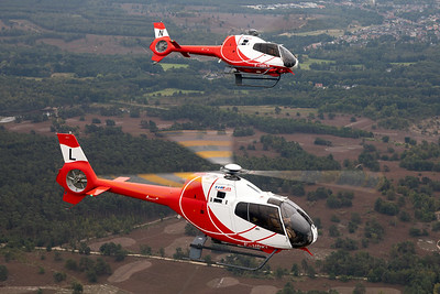 HeliDax | Eurocopter EC 120B Colibri | F-HBKL & F-HBKN