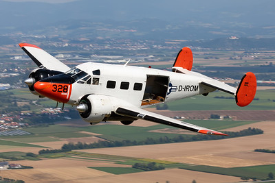 Private | Beech 18 | D-IROM