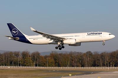 Lufthansa | Airbus A330-343 | D-AIKR